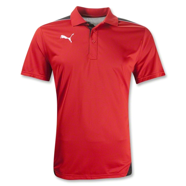 PUMA Foundation Polo (Red)