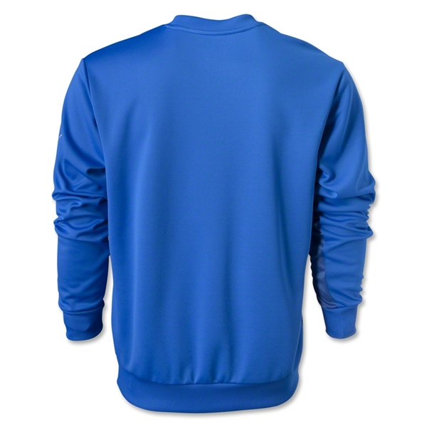 PUMA Spirit Sweat Top (Roy/Wht)