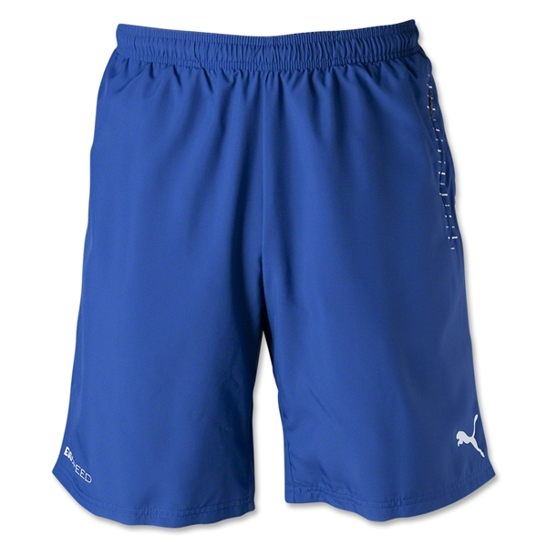 PUMA evoSPEED Woven Short (Blue)