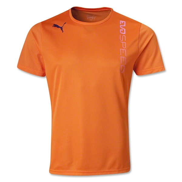 PUMA evoSPEED Training T-Shirt (Orange)