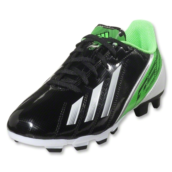 adidas F5 TRX FG Junior (Slime/Metallic Silver/Black)