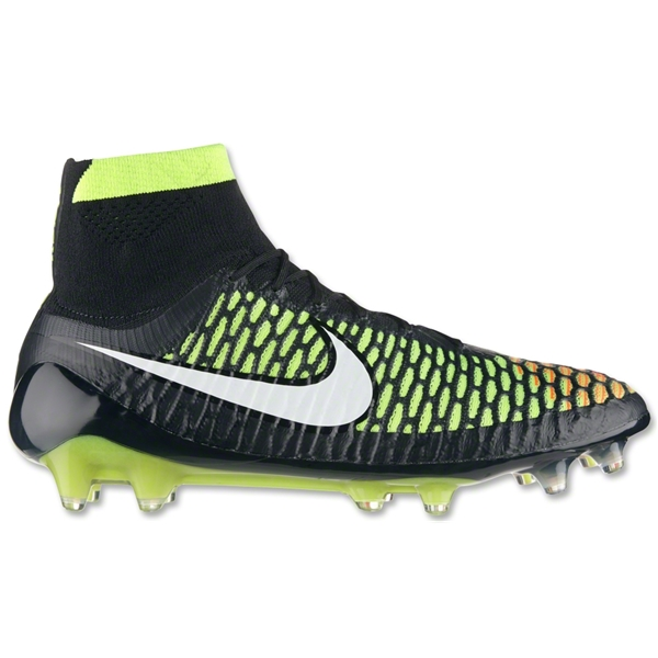 Nike Magista Obra FG (Black/Hyper Punch)