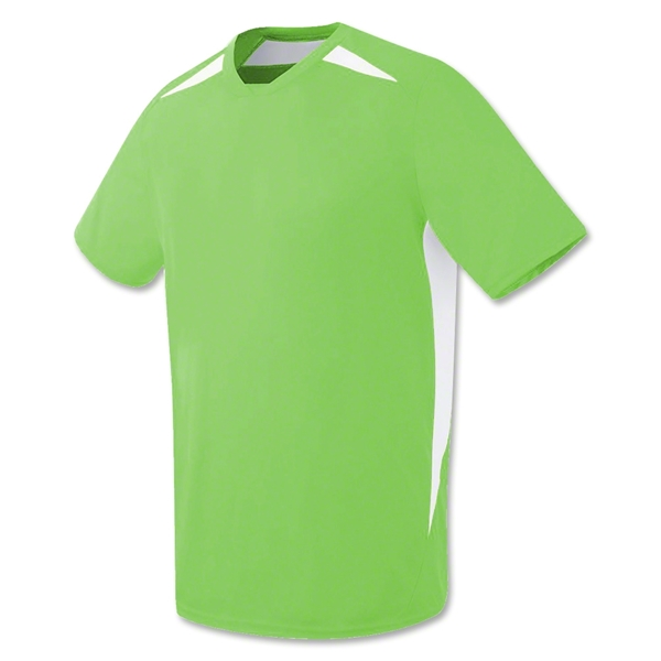 High Five Hawk Jersey (Lime/White)