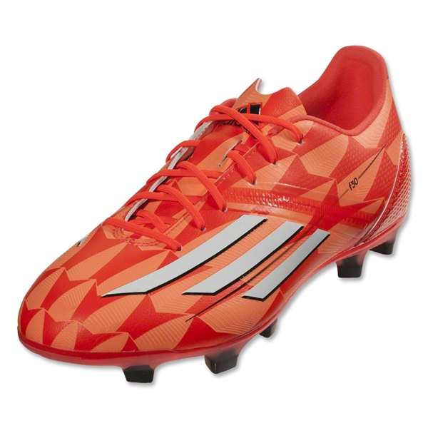 adidas Women's F30 TRX FG (Solar Red/White/Black)