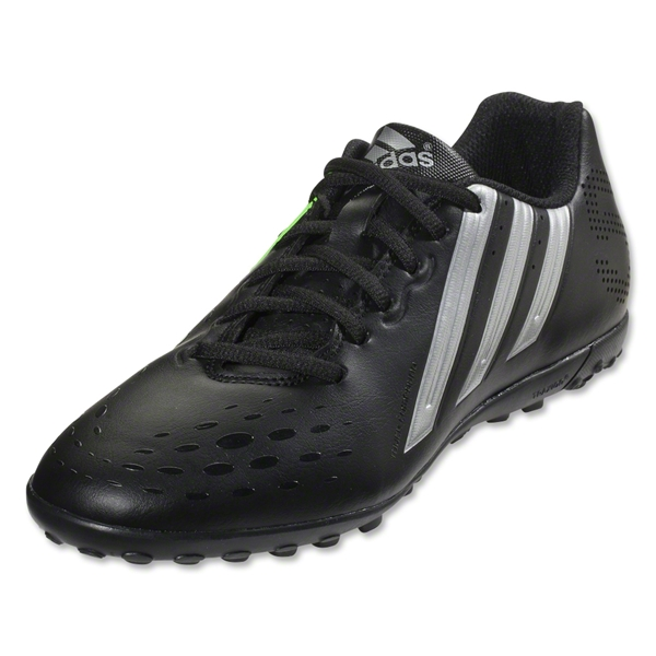adidas Freefootball F X-ite (Black/Metallic Silver/Neon Green)