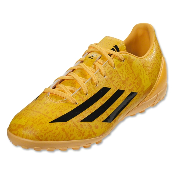 adidas F10 TF Messi (Neon Orange/Black)