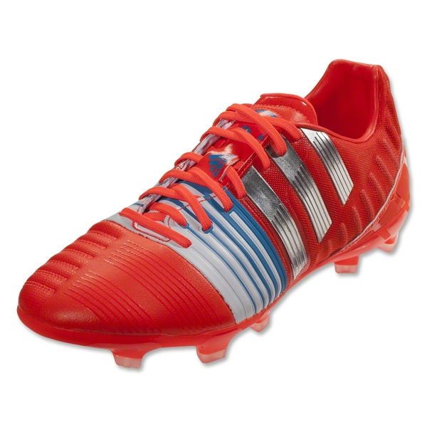 adidas Nitrocharge 2.0 FG (Infrared/Metallic Silver/Running White)