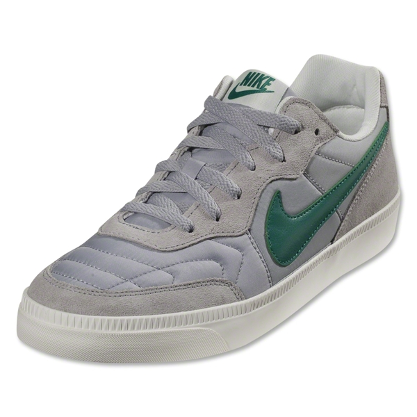 Nike NSW Tiempo Trainer (wolf grey/mystic green/med gum brown/ivory)