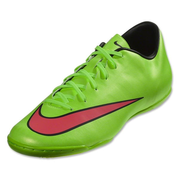 Nike Mercurial Victory V IC (Electric Green/Hyper Punch)