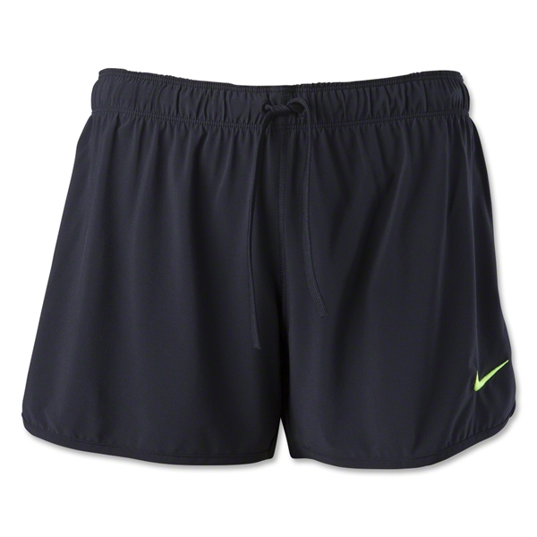 Nike Just Kickin' It 2-n-1 Short (Blk/Yellow)
