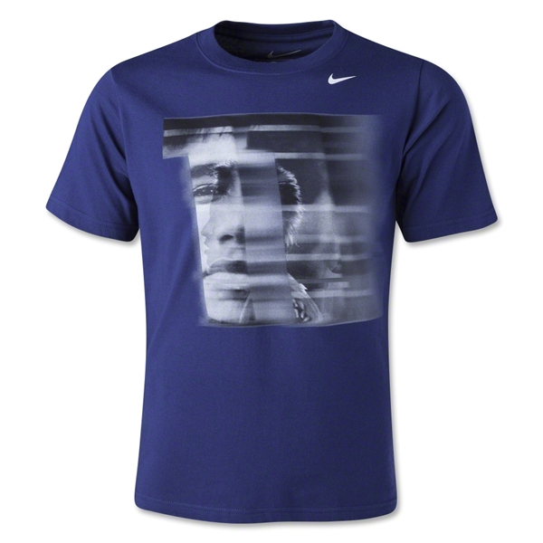 Nike Neymar Hero TD Youth T-Shirt (Royal)