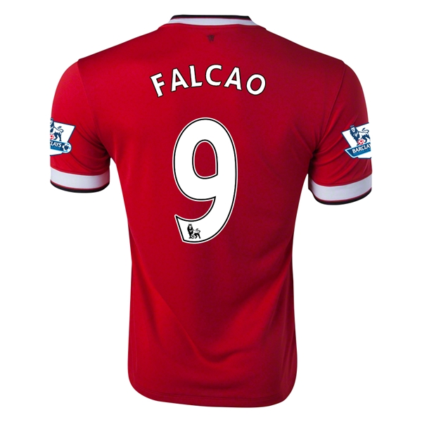 Manchester United 14/15 FALCAO Home Soccer Jersey