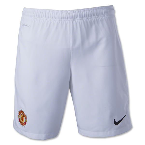 Manchester United 14/15 Home Soccer Short