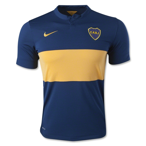 Boca Juniors 14/15 Home Soccer Jersey