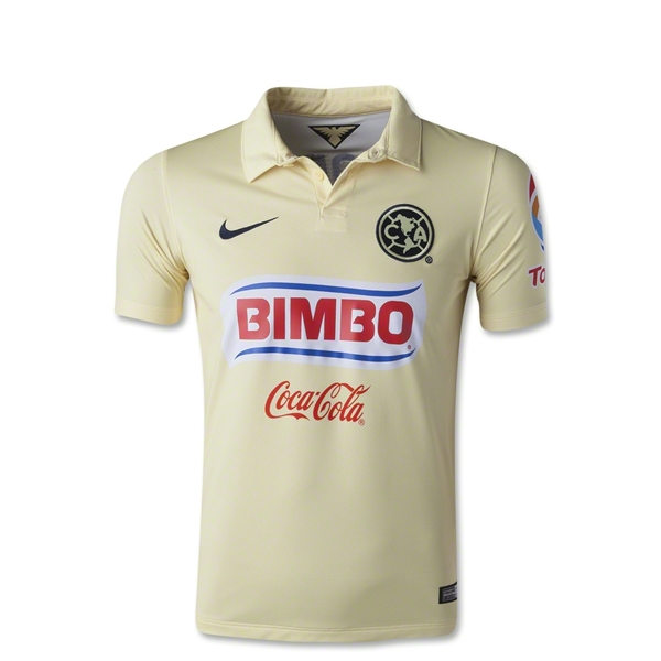 Club America 14/15 Youth Home Soccer Jersey