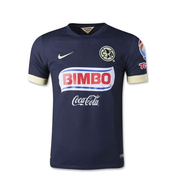 Club America 14/15 Youth Away Soccer Jersey