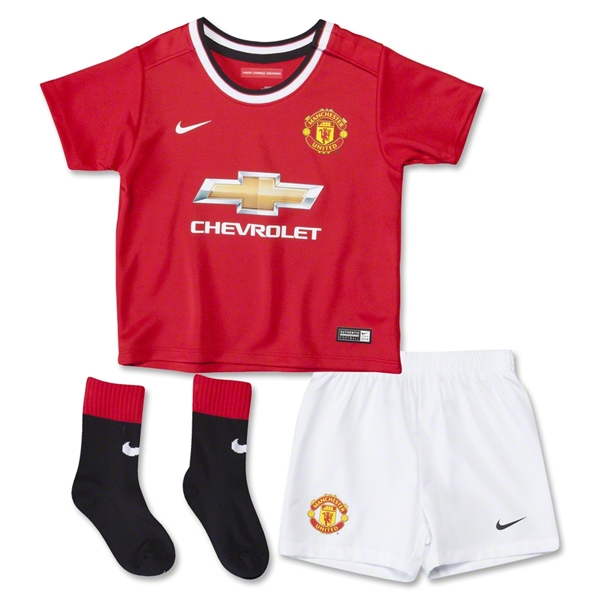 Manchester United 14/15 Infant Home Kit