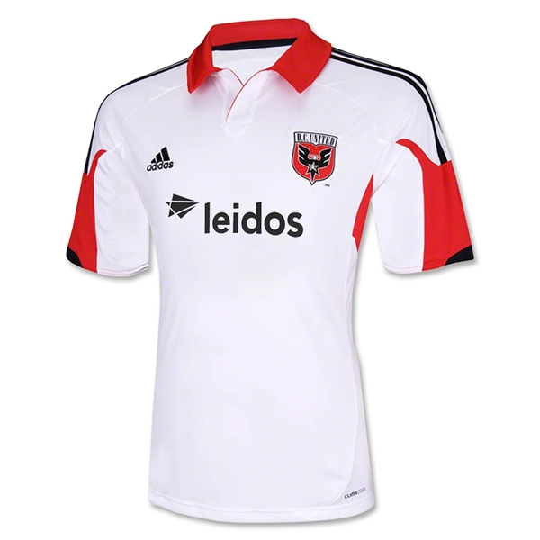581768f06 D.C. United Home and Second Jerseys – Soccer365