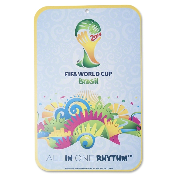 2014 FIFA World Cup(TM) Door Sign