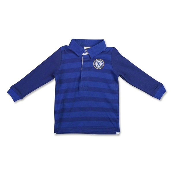 Chelsea LS Baby Rugby T-Shirt