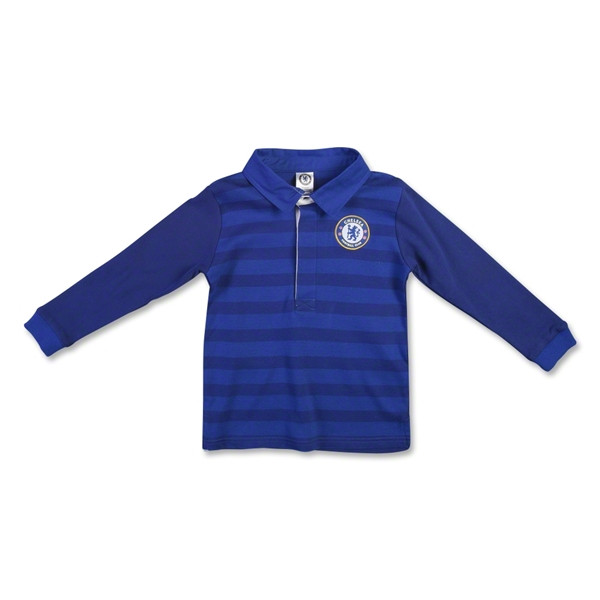 Chelsea LS Toddler Rugby Shirt