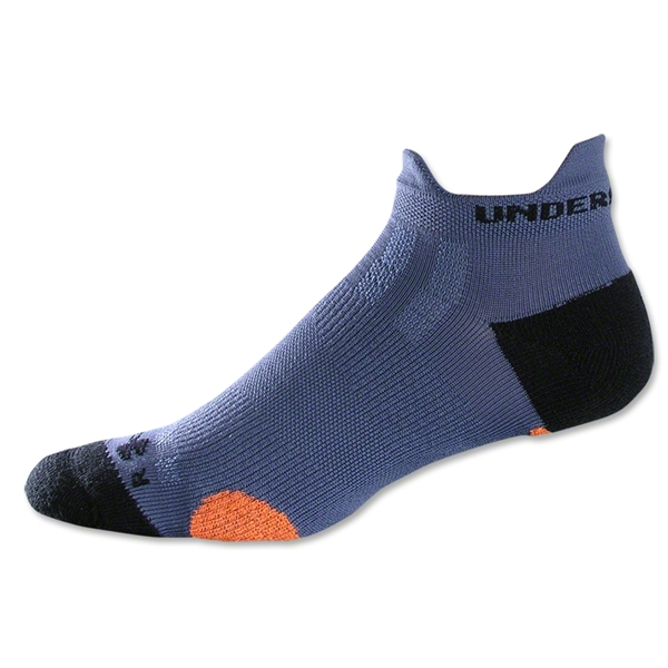 Under Armour Ultralite Double Tab Sock (Sv/Bk)