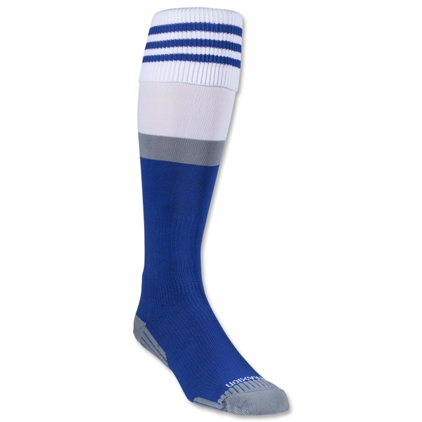 adidas Elite Traxion Sock Irregular 3 Pack (Roy/Wht)