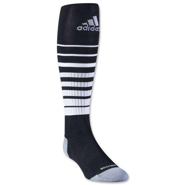 adidas Team Speed Sock Irregular 3 Pack (Blk/Wht)