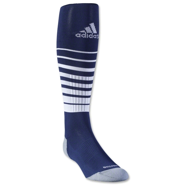 adidas Team Speed Sock Irregular 3 Pack (Navy/White)