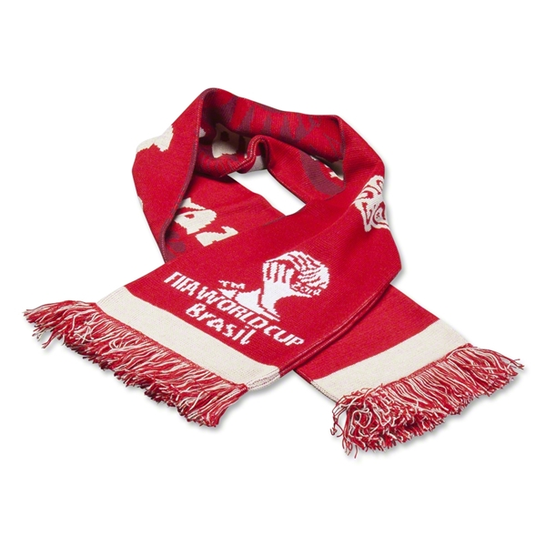 Spain 2014 FIFA World Cup Brazil(TM) Scarf