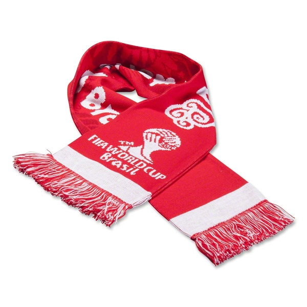 Switzerland 2014 FIFA World Cup Brazil(TM) Scarf