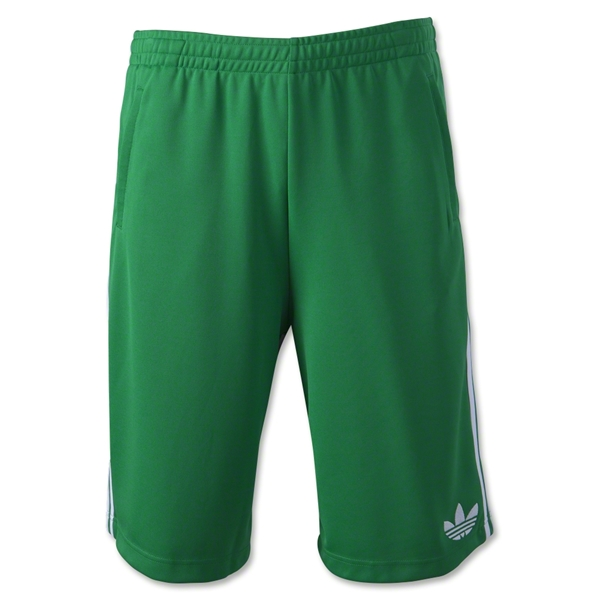 adidas Originals Heritage Short (Green/Wht)