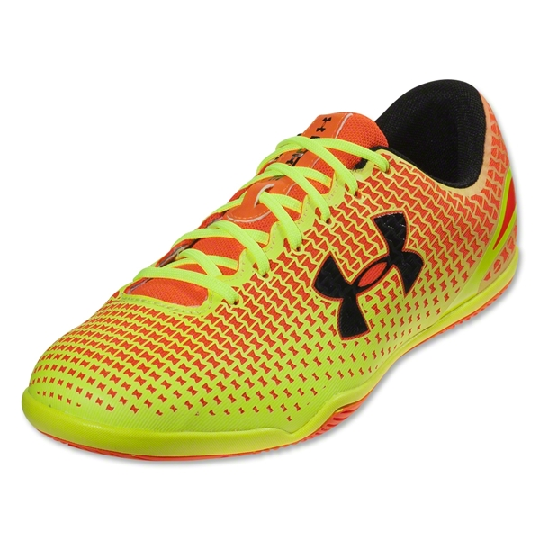 Under Armour Speed Force ID (Blaze Orange/High-Vis Yellow/Black)