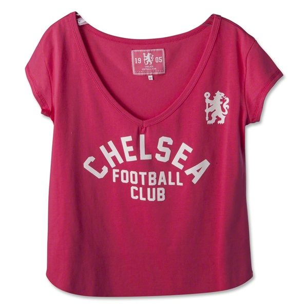 Chelsea Women's V-Neck T-Shirt