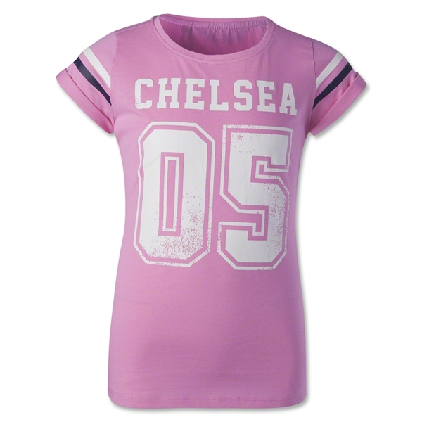 Chelsea Girls Roll Sleeve T-Shirt