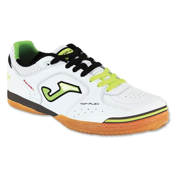 Joma Top Flex (White/Fluo Green)