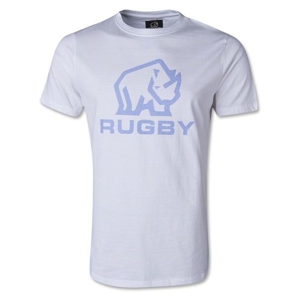 Rhino Vector T-Shirt (White)