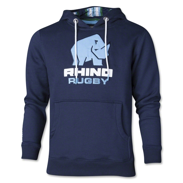Rhino Youth Varsity Hoody (Navy)