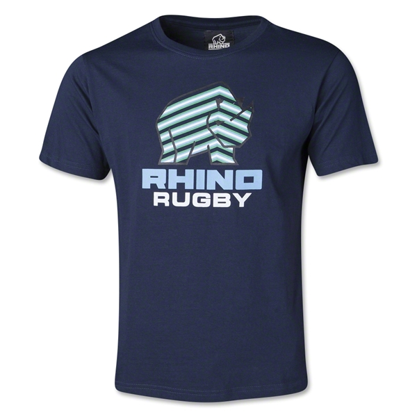 Rhino Youth Ellis T-Shirt (Navy)