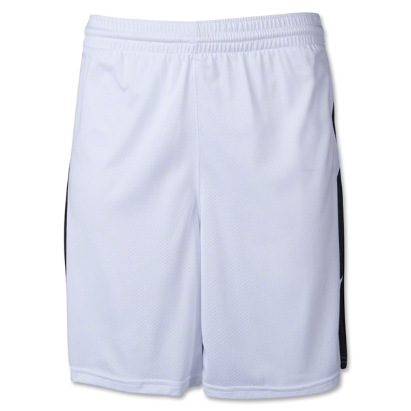 Warrior Burn Stock Game Short (Wh/Bk)