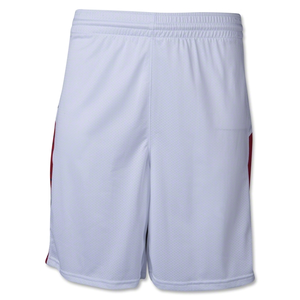 Warrior Burn Stock Game Short (Wh/Sc)