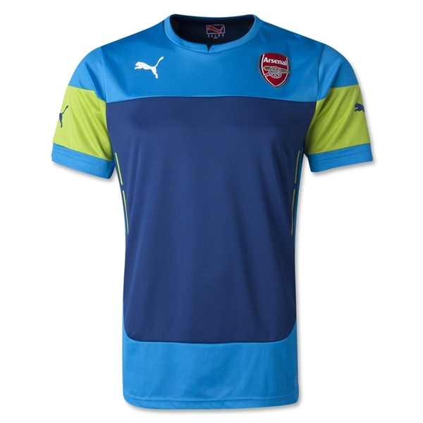 Arsenal 14/15 Europe Training Jersey