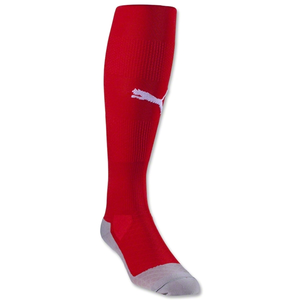 Arsenal 14/15 Home Soccer Sock