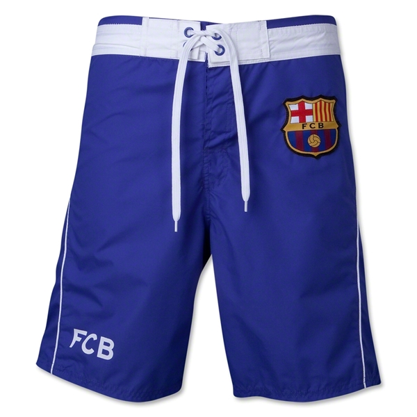 Barcelona Blue Board Shorts