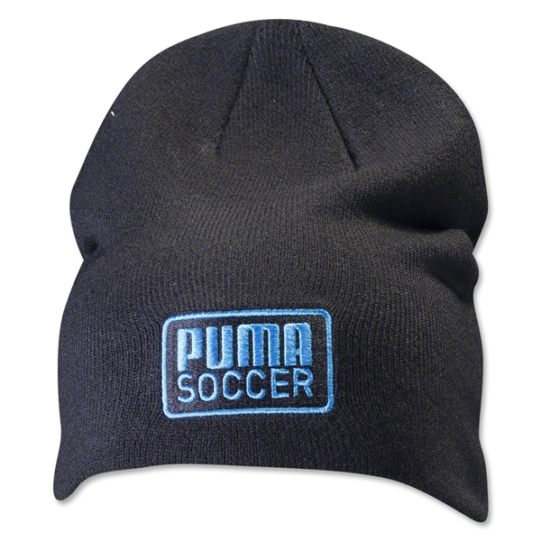 PUMA Striker Beanie (Black/Sky)