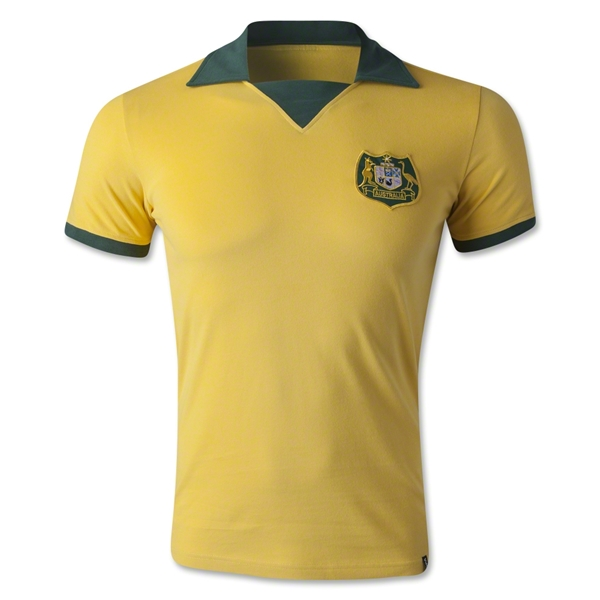 Australia 1974 World Cup Soccer Jersey