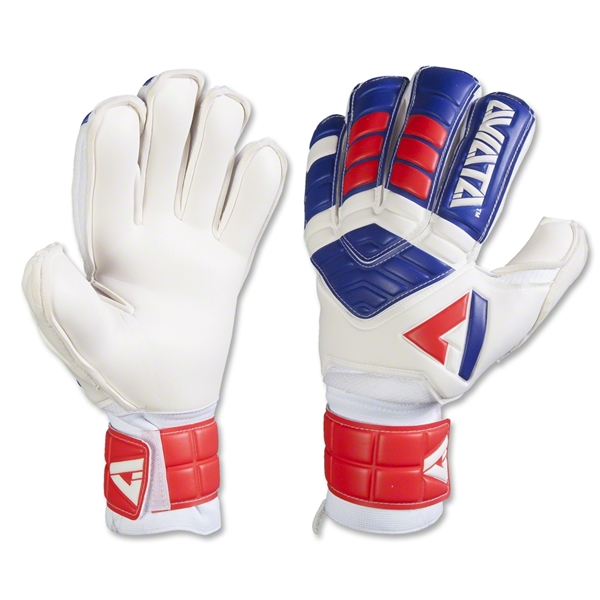 Aviata Stretta Light Bright Optimus Glove (Bottle Rocket Blue/Flare Red/Glaze White)