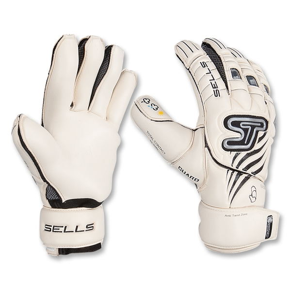 Sells Total Contact Exosphere Guard Goalkeeper Gloves