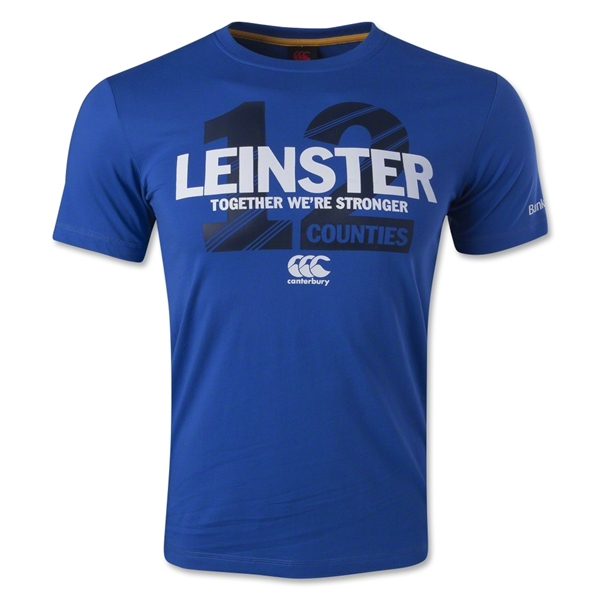 Leinster 12 Counties T-Shirt