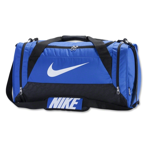 Nike Brasilia 6 Medium Duffle Bag (Royal)